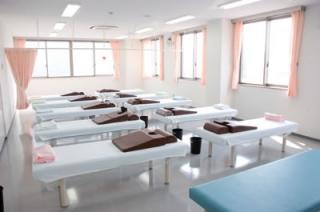 鍼灸実技実習室