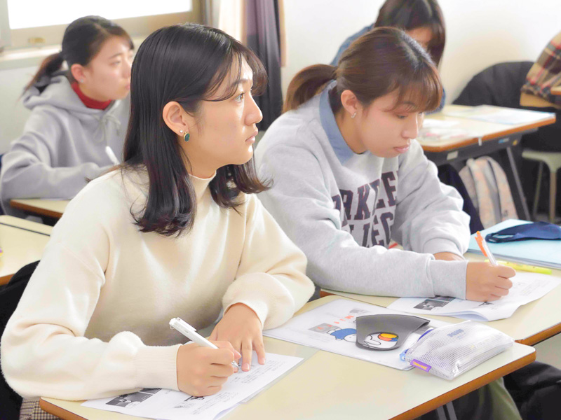 充実した国家試験対策